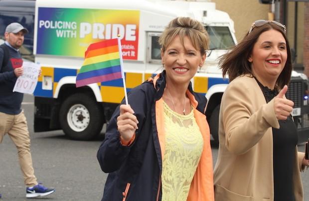 2017 Pride Derry PSNI