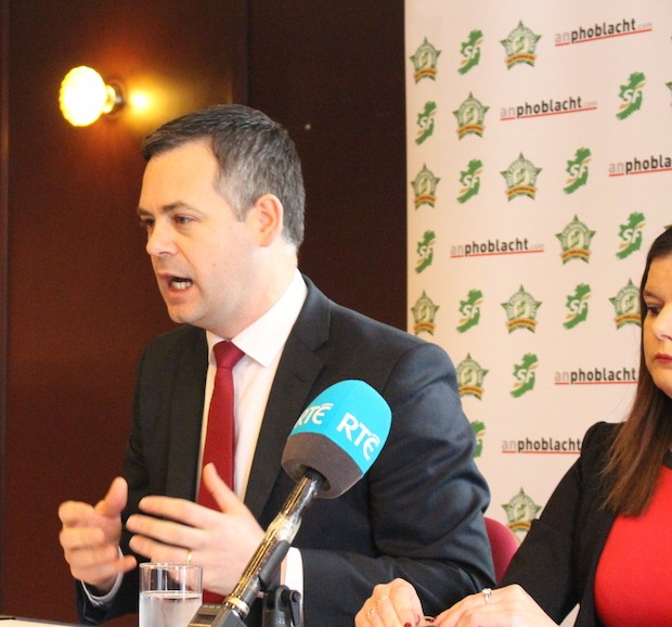 Pearse Doherty 2017 Nov