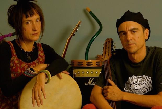 Kristi Stasinopoulou and Stathis Kalyviotis