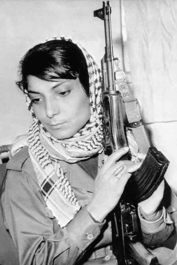 Palestine 1969 Leila Khaled