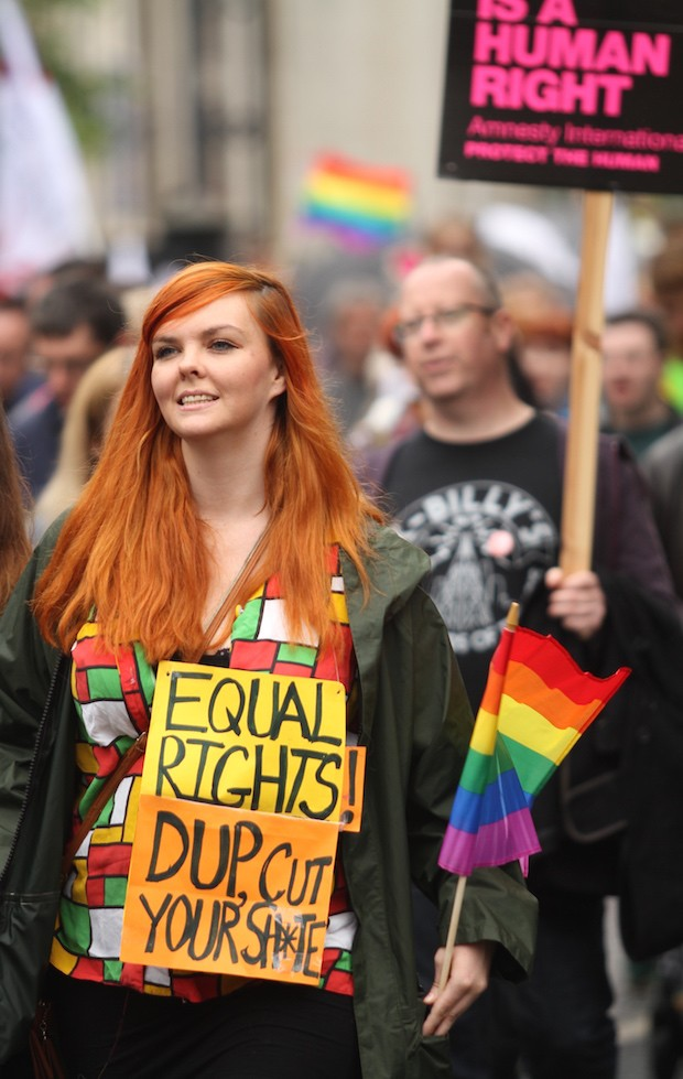 Marriage Equality DUP