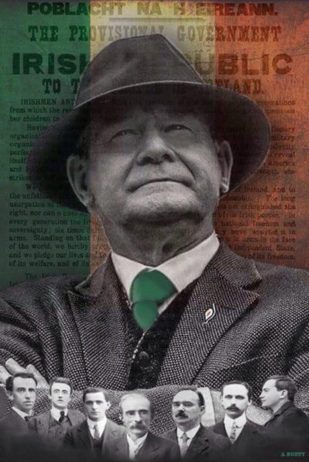 Martin McGuinness 1916