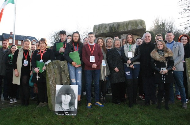 SFRYC Gerald Donaghey Commemoration