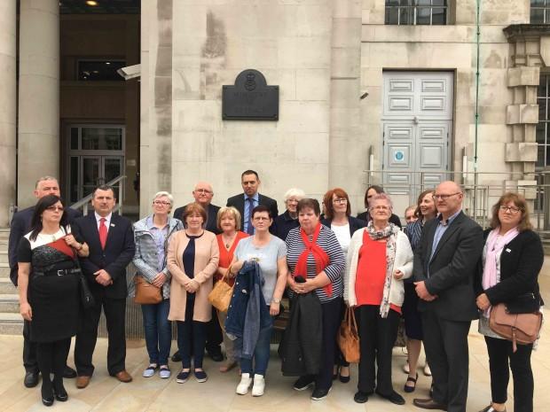 Ballymurphy 2017 – May Families at Mod, London
