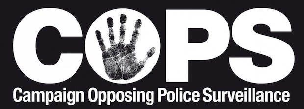 COPS campaign group against police spies