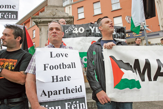 Anti-Israeli football