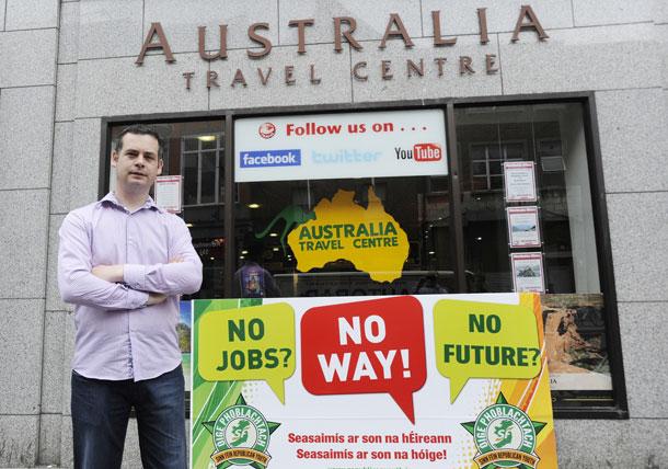 Doherty in Australia