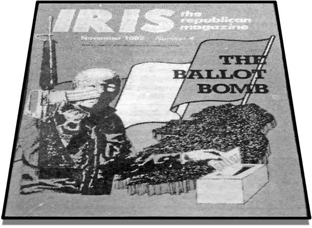 IRIS Ballot Bomb