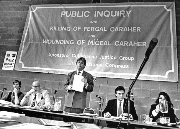Mansfield-Caraher-inquiry