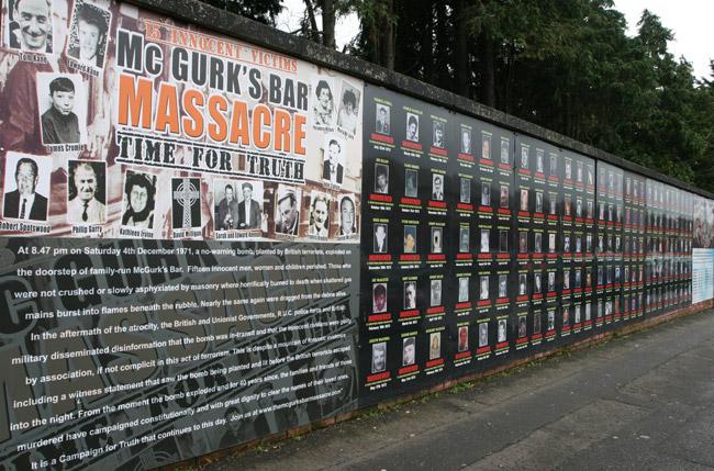 McGurk's wall
