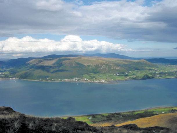 Brian Keenan Mountain Challenge scenery