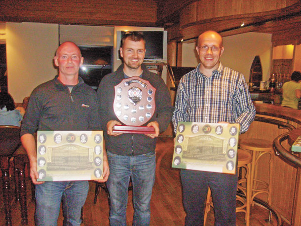 Brian Keenan Mountain Challenge 2011 winners