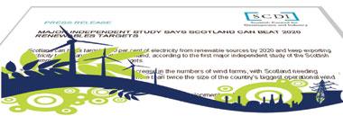 Scotland engery