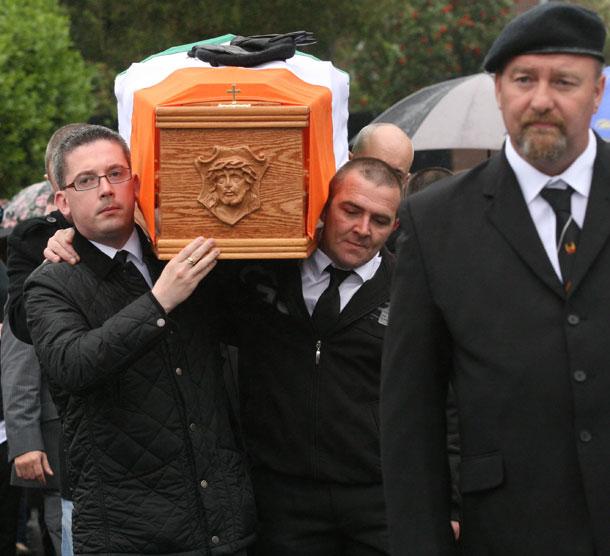 Tucker funeral