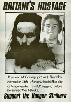 Ray McCartney poster