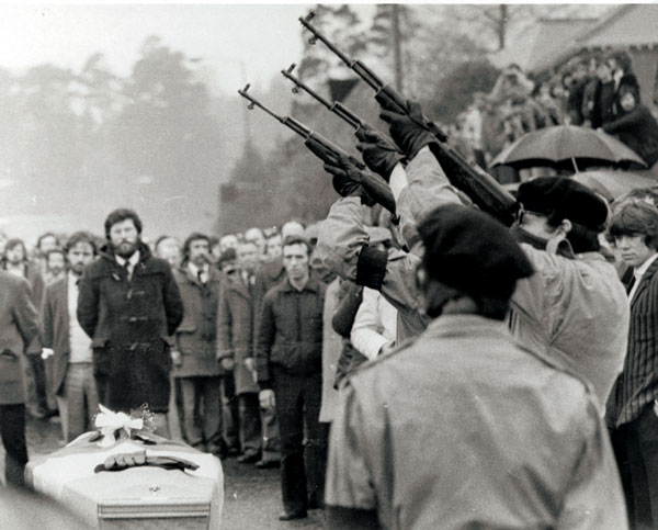Bobby Sands firing party
