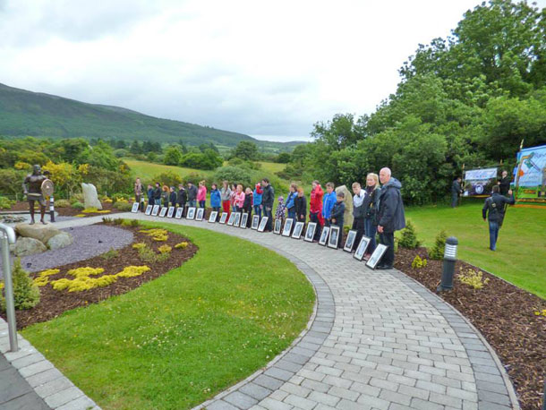 South Armagh Volunteers Day 2