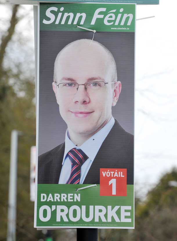 Darren poster
