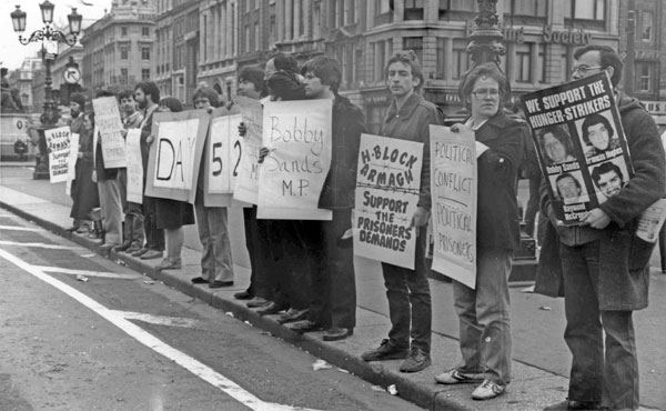 Hunger Strike demo