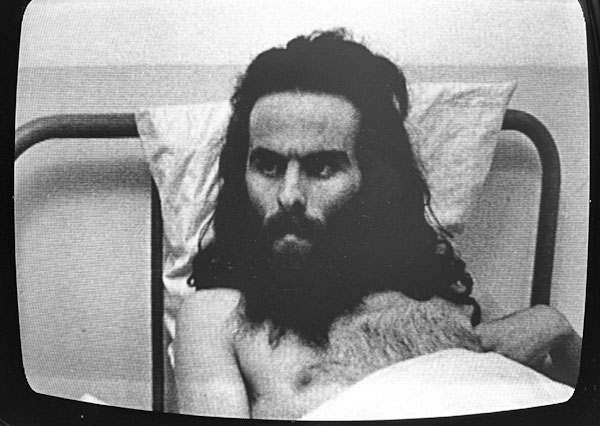 Raymond McCartney on Hunger Strike