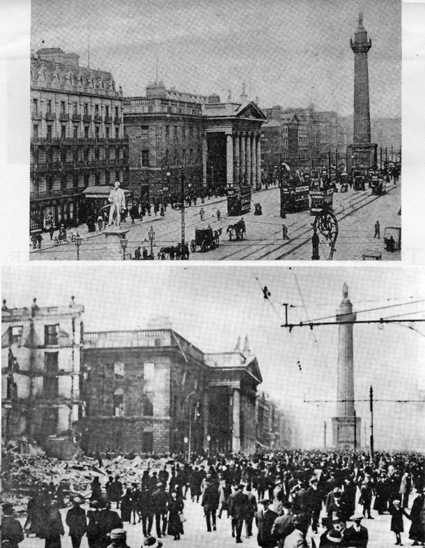 GPO before and after 1916 ising