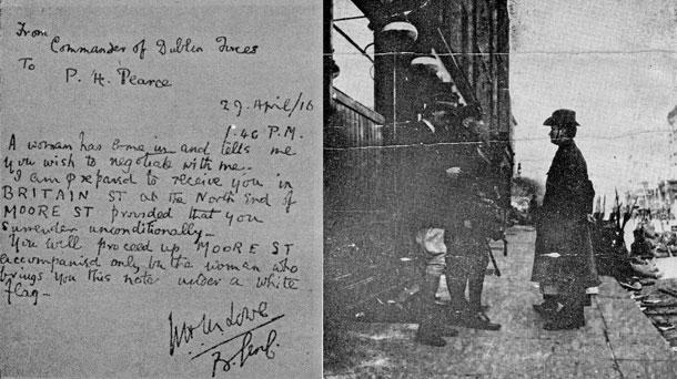 1916 Surrender
