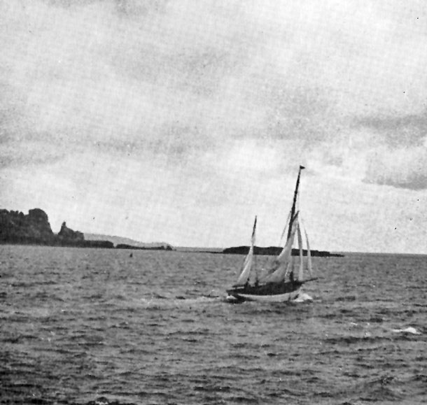 Asgard sailing