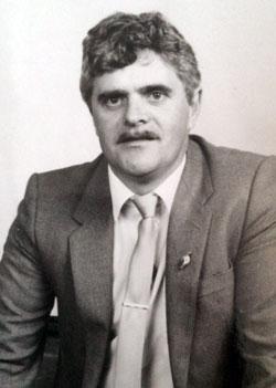 Dan Harrington