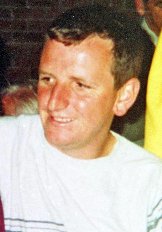 Volunteer Martin 'Doco' Doherty