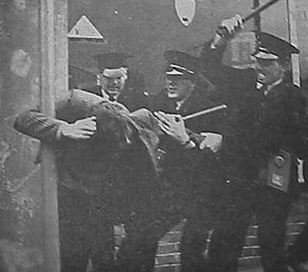 Duke Street 1968 RUC attack