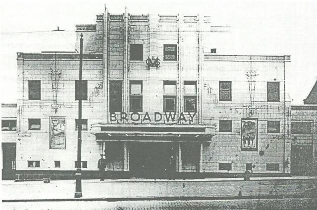 Broadway Cinema, Falls Road