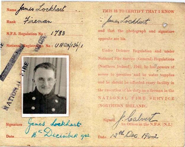 Jimmy Steele false ID