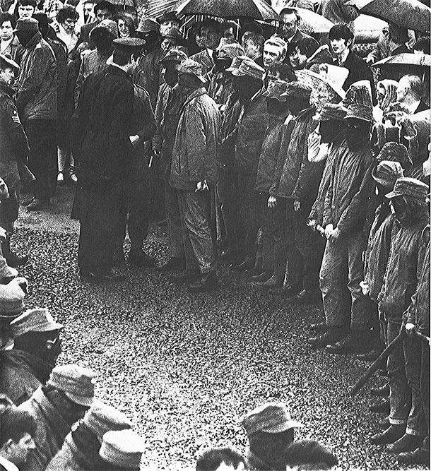 Loyalists 1970s