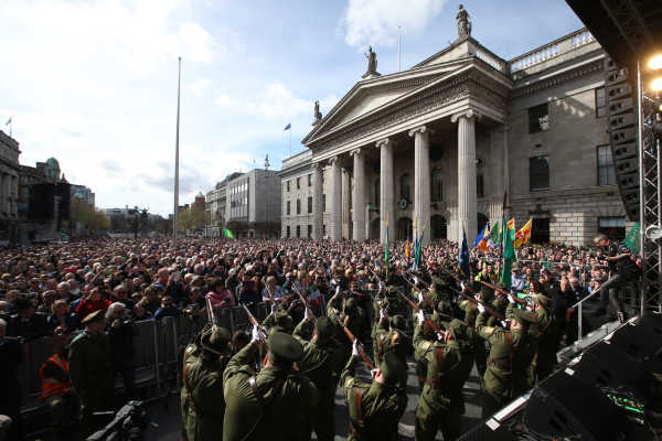 GPO SF rally 24 April 2016