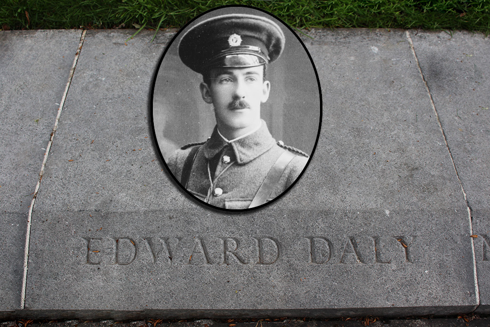 Edward 'Ned' Daly Arbour Hill