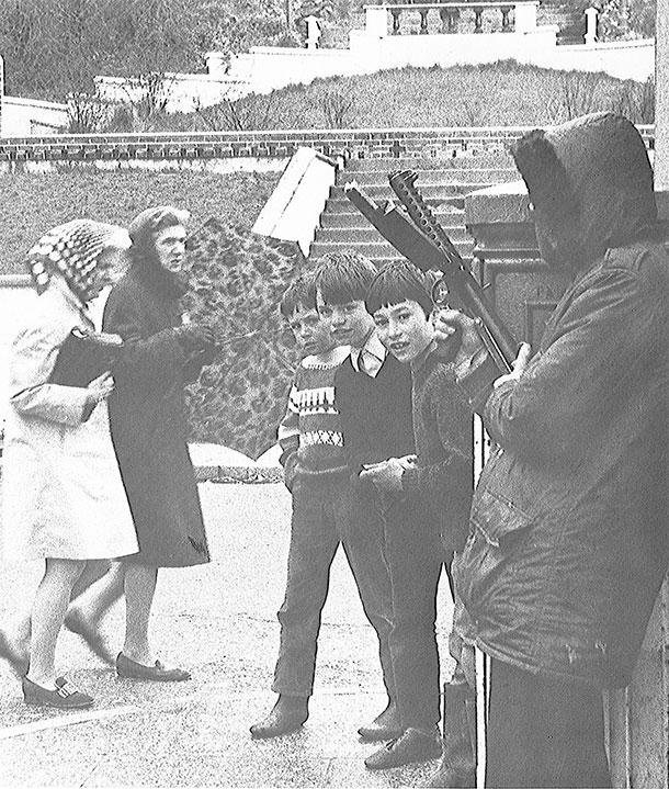 IRA Volunteer 1970s