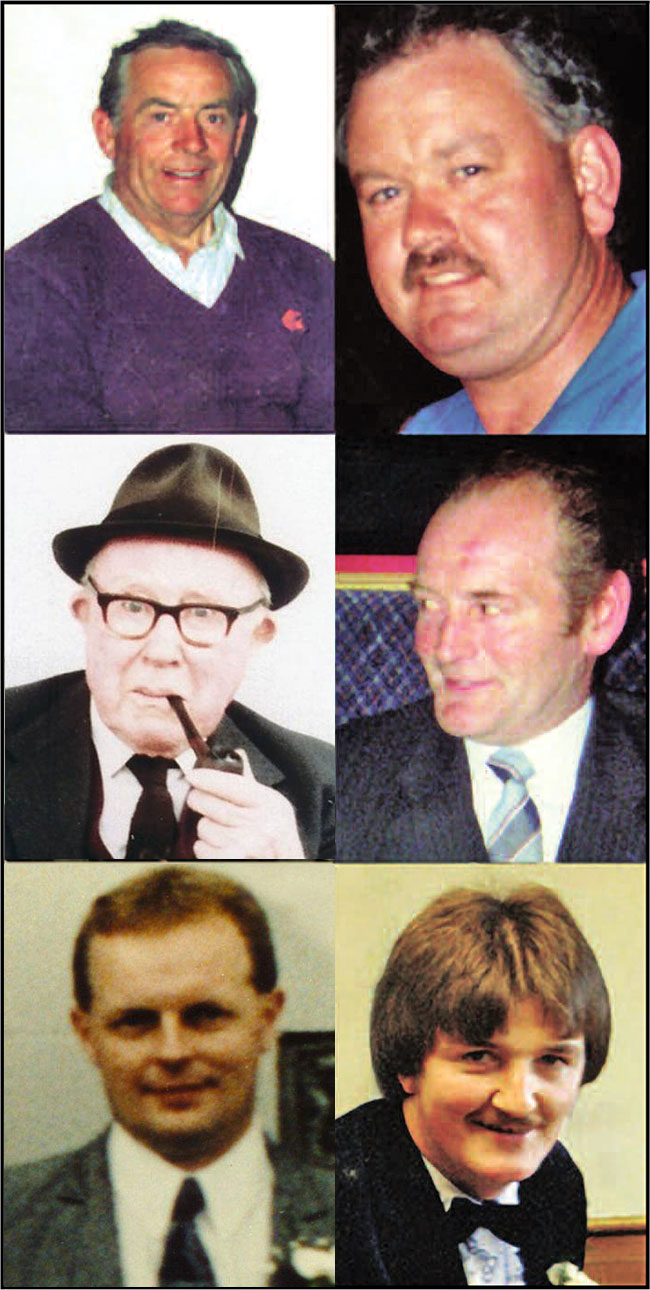 Loughinsland victims