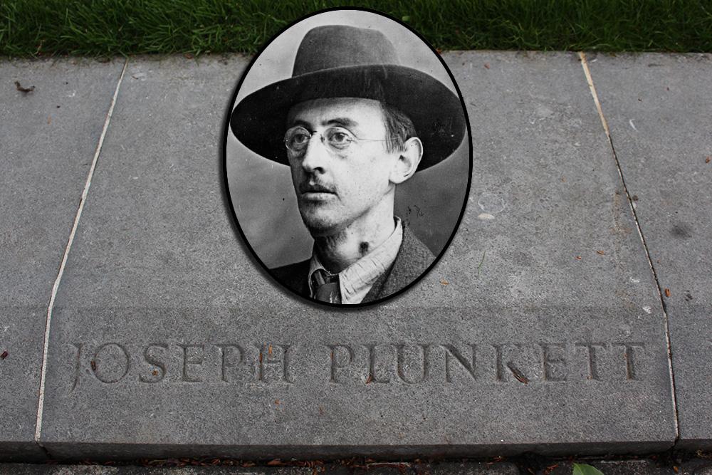 Joesph Plunkett Arbour Hill
