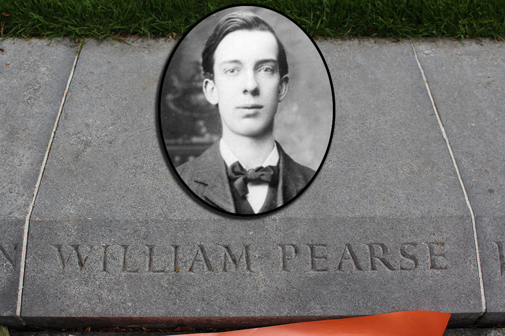William Pearse Arbour Hill