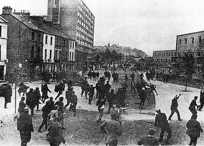 Bogside 1969 - 11
