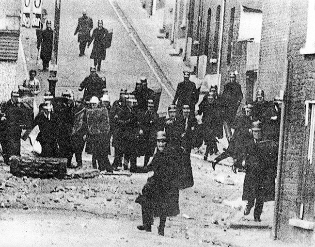 Bogside 1969 - 14