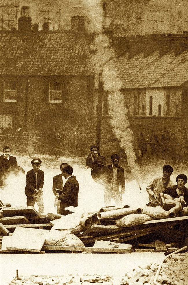 Bogside 1969 - 3