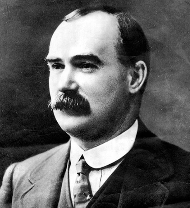 JC James Connolly image