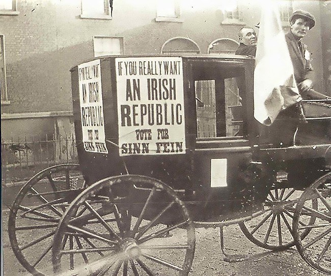 Sinn Féin election 1918