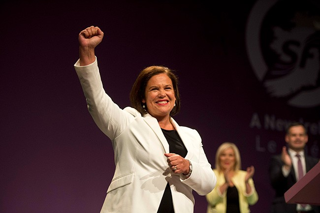 Mary Lou McDonald was a persuasive contributor to the repeal side