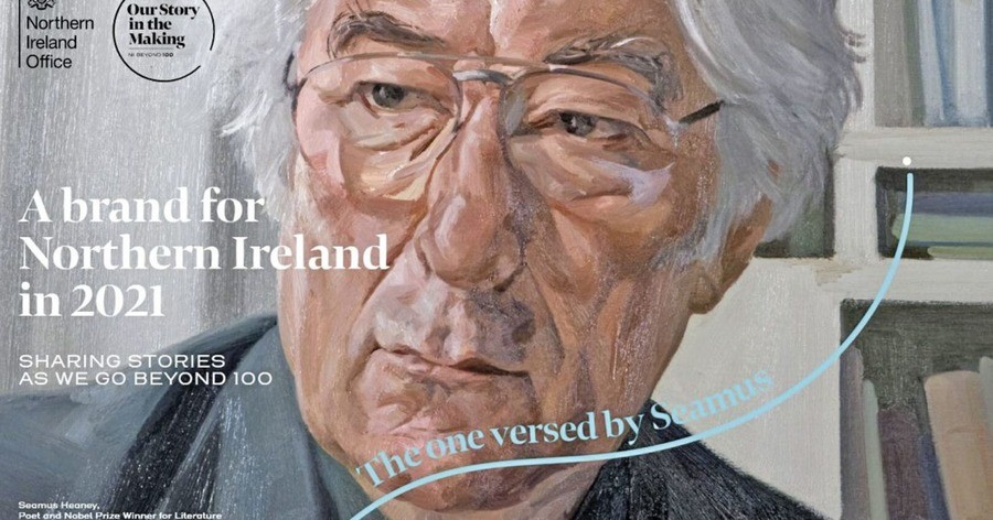 The NIO's attempt to appropriate Seamus Heaney.