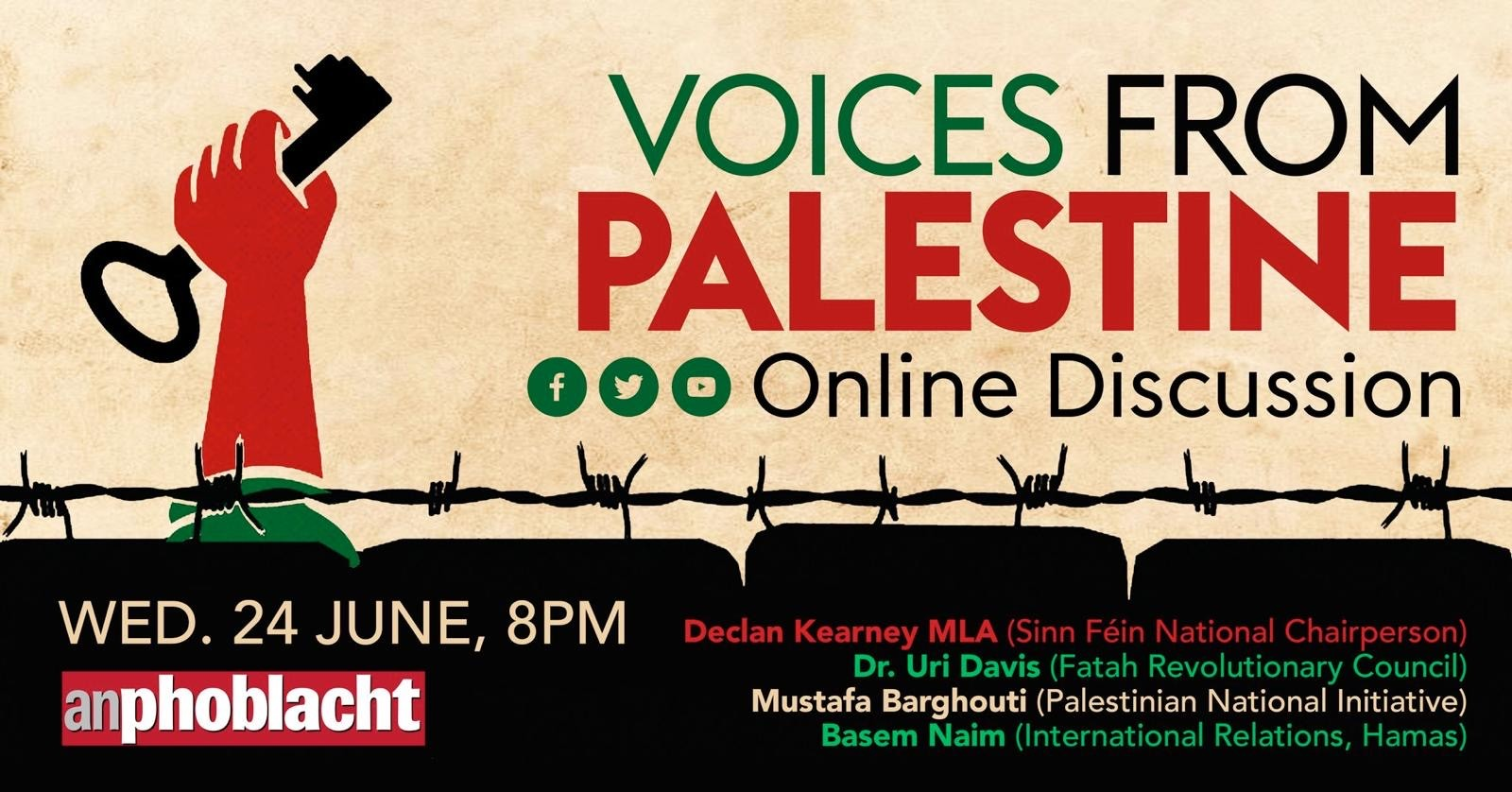 Voices from Palestine