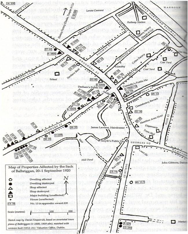 Balbriggan map