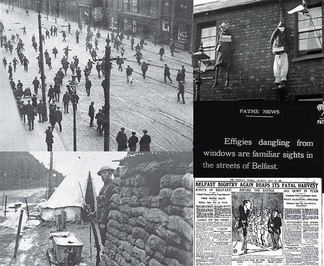 Belfast Pogroms 1920-22