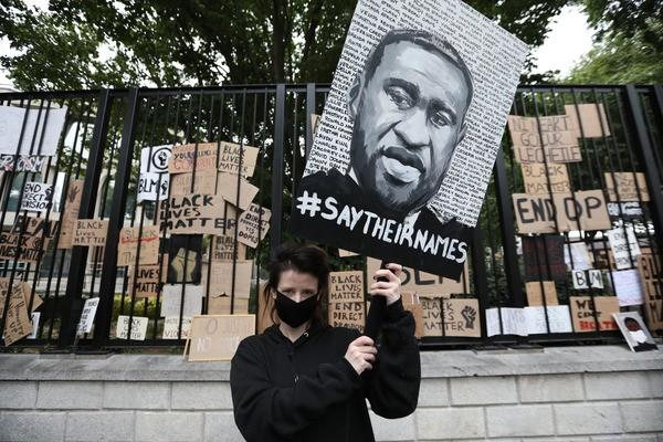 Black Lives Matter Dublin 3